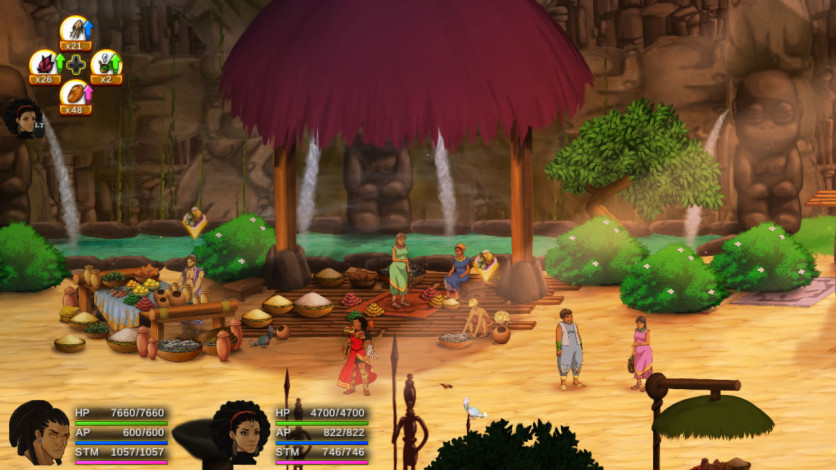 Screenshot 7 - Aurion: Legacy of the Kori-Odan