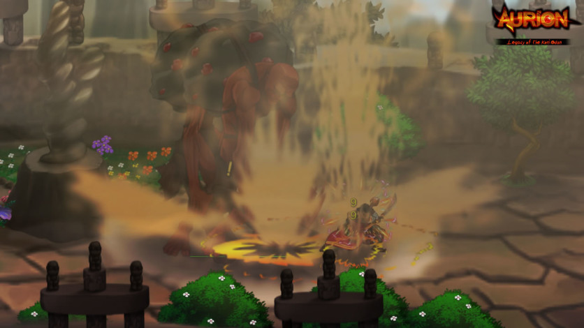 Screenshot 4 - Aurion: Legacy of the Kori-Odan