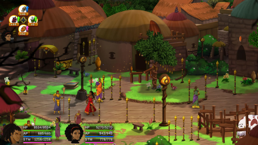 Screenshot 3 - Aurion: Legacy of the Kori-Odan