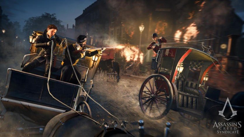 Screenshot 1 - Assassin's Creed Syndicate – The Last Maharaja