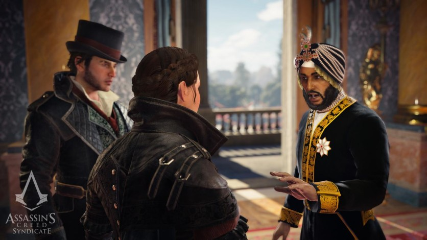 Screenshot 2 - Assassin's Creed Syndicate – The Last Maharaja