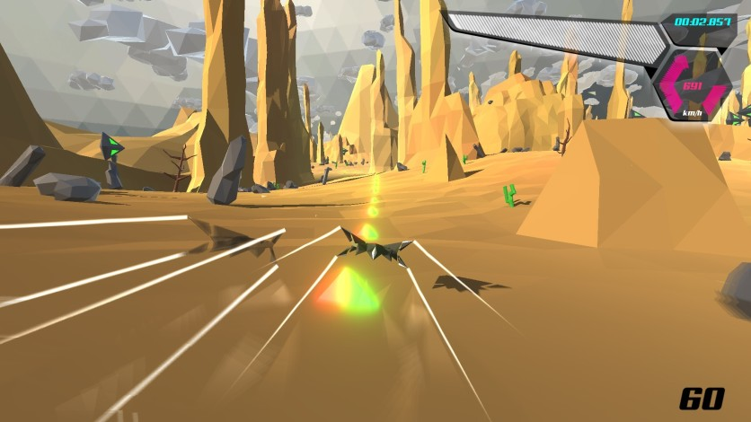 Screenshot 2 - PolyRace