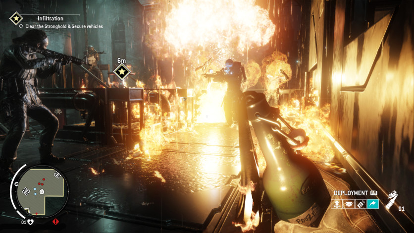 Screenshot 2 - Homefront: The Revolution - Freedom Fighter Bundle