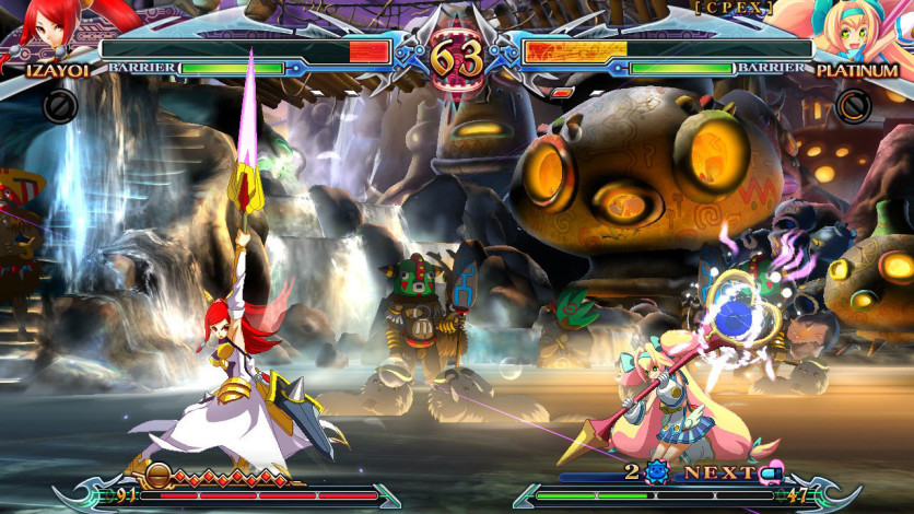 Screenshot 4 - BlazBlue: Chronophantasma Extend