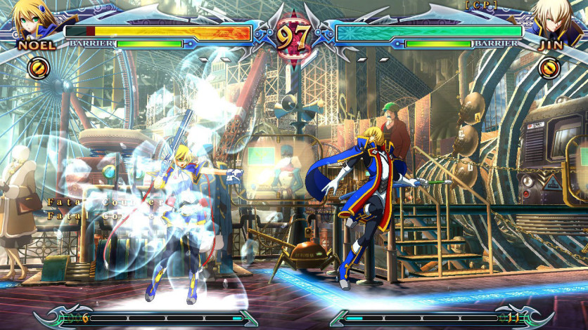 Screenshot 16 - BlazBlue: Chronophantasma Extend