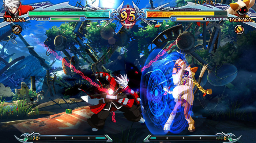 Screenshot 10 - BlazBlue: Chronophantasma Extend