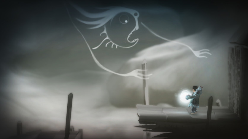 Screenshot 4 - Never Alone: Foxtales