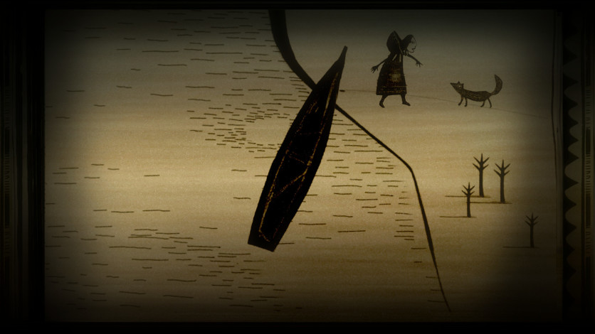Screenshot 3 - Never Alone: Foxtales