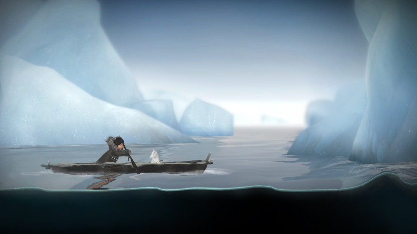 Screenshot 2 - Never Alone: Foxtales