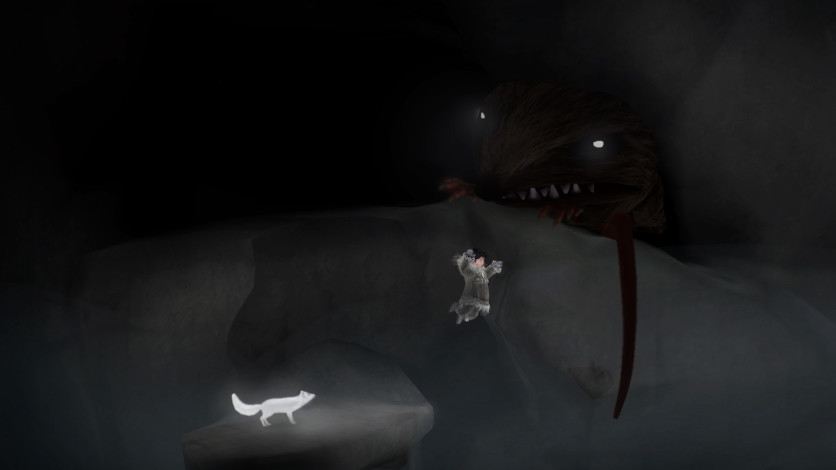 Screenshot 7 - Never Alone: Foxtales