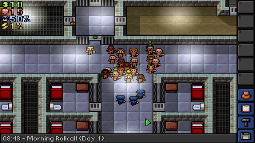 Screenshot 5 - The Escapists - Alcatraz