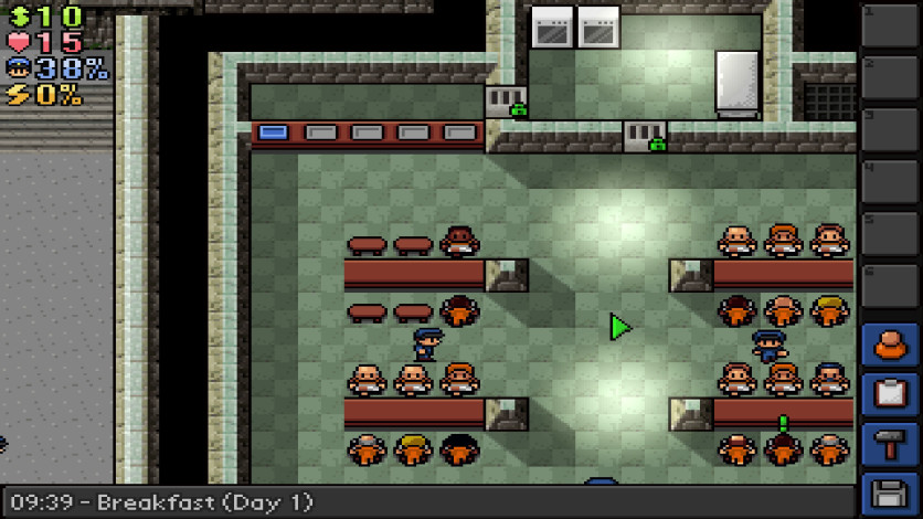 Screenshot 3 - The Escapists - Alcatraz