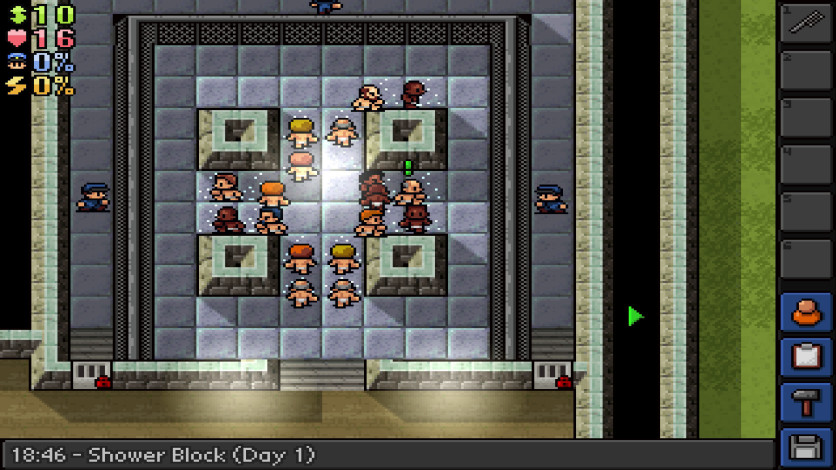 Screenshot 6 - The Escapists - Alcatraz