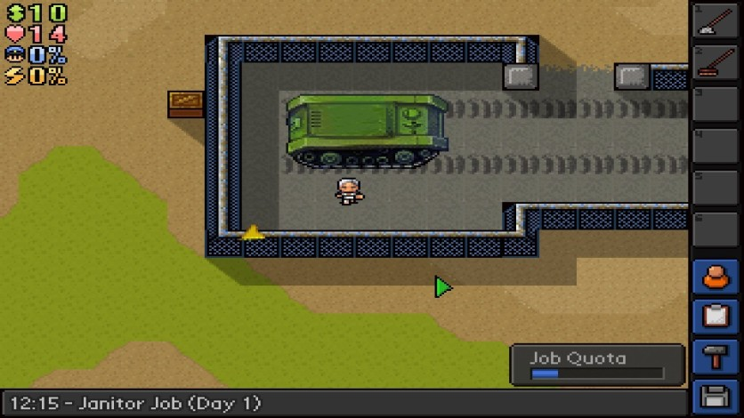 Screenshot 11 - The Escapists - Escape Team