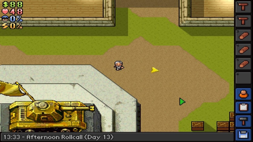 Screenshot 4 - The Escapists - Escape Team
