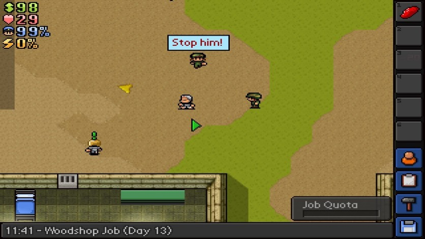 Screenshot 6 - The Escapists - Escape Team