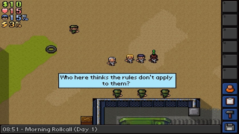 Screenshot 14 - The Escapists - Escape Team