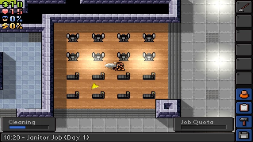 Screenshot 7 - The Escapists - Fhurst Peak Correctional Facility