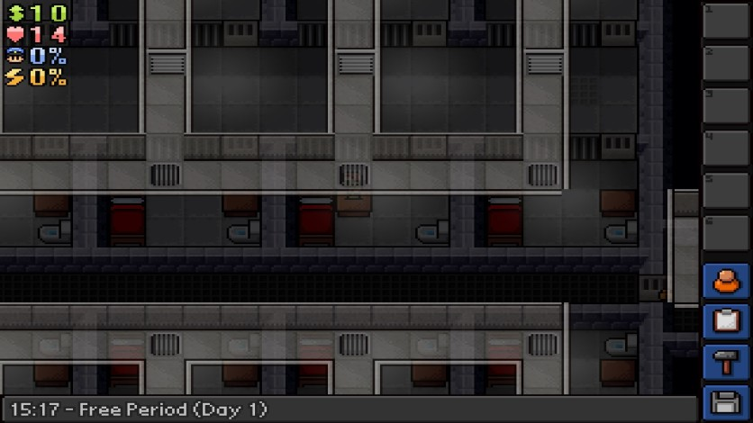 Screenshot 3 - The Escapists - Fhurst Peak Correctional Facility