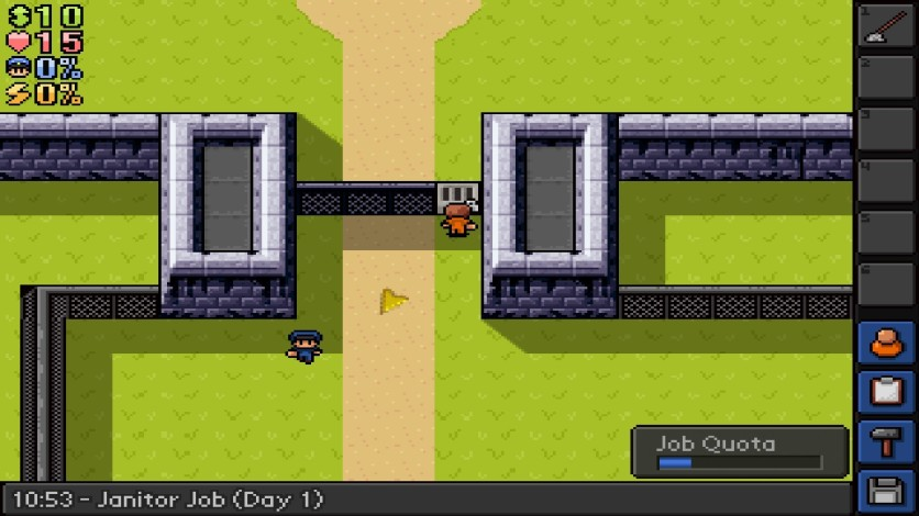 Screenshot 8 - The Escapists - Fhurst Peak Correctional Facility