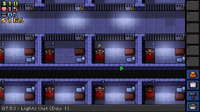 Screenshot 1 - The Escapists - Fhurst Peak Correctional Facility