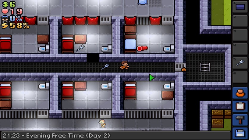 Screenshot 4 - The Escapists - Fhurst Peak Correctional Facility
