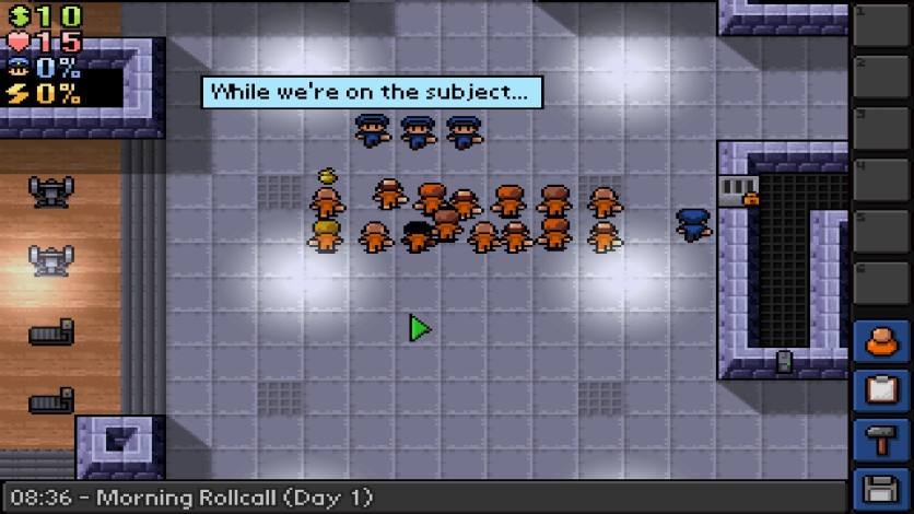 Screenshot 5 - The Escapists - Fhurst Peak Correctional Facility