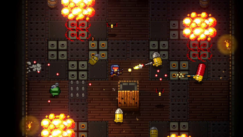 Screenshot 11 - Enter the Gungeon