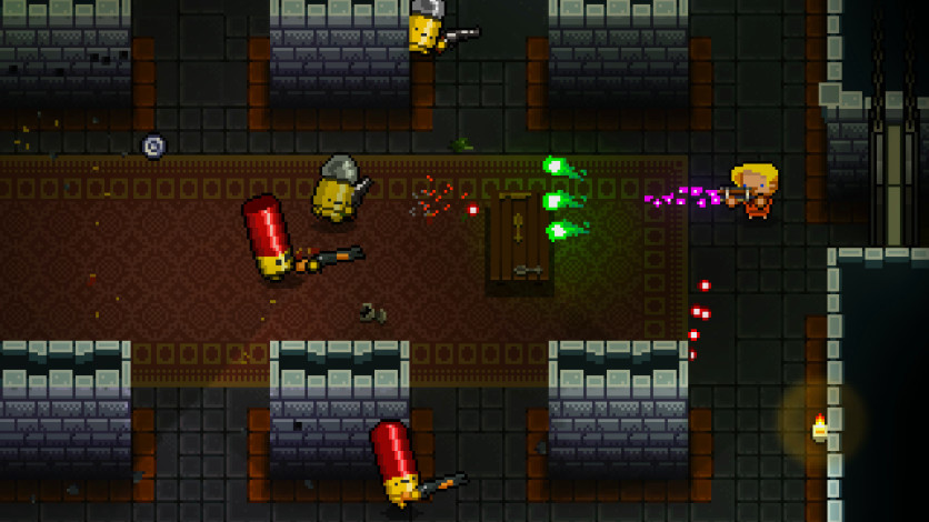 Screenshot 2 - Enter the Gungeon