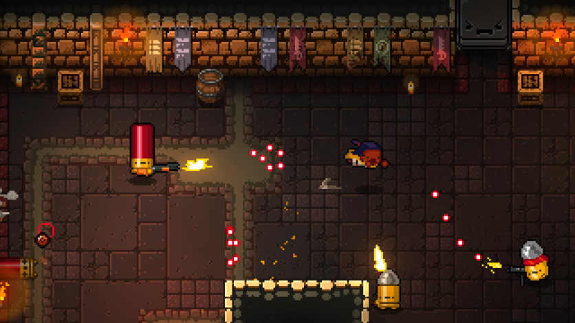 Screenshot 3 - Enter the Gungeon