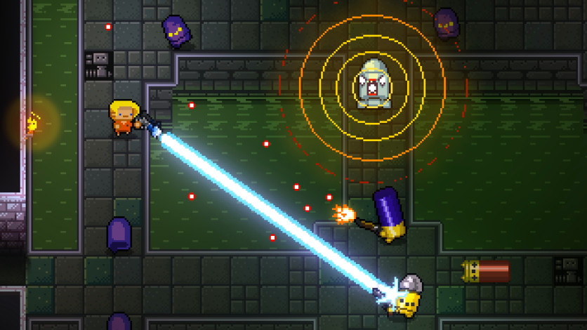 Screenshot 5 - Enter the Gungeon