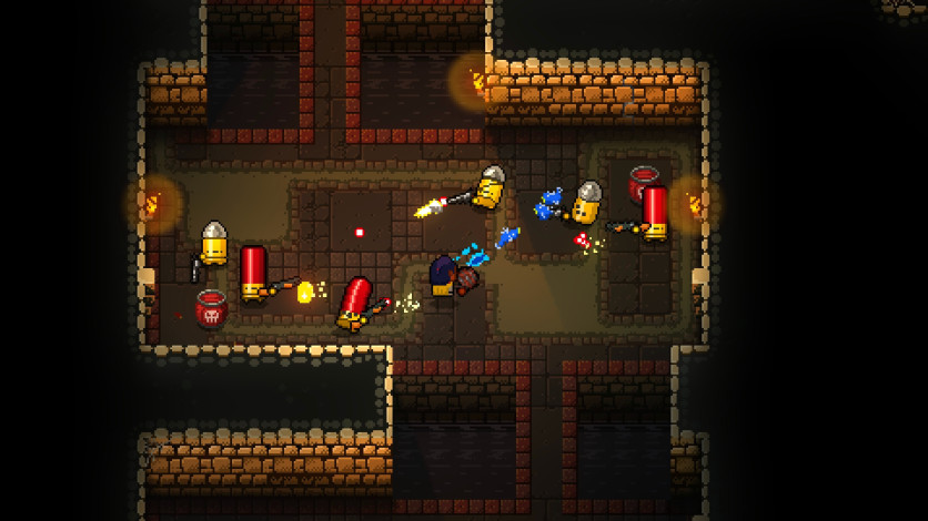 Screenshot 15 - Enter the Gungeon