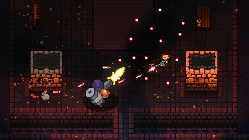Screenshot 13 - Enter the Gungeon
