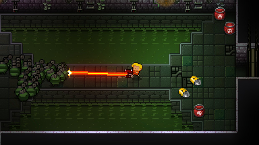 Screenshot 9 - Enter the Gungeon