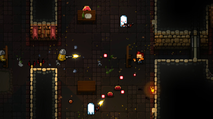 Screenshot 14 - Enter the Gungeon