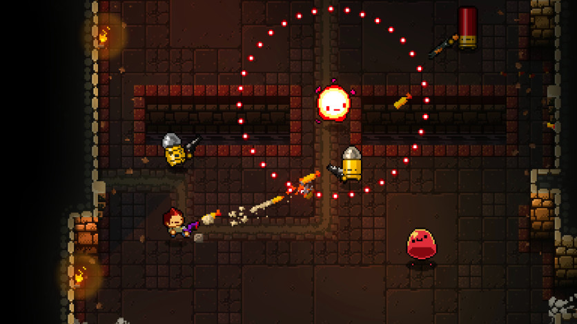 Screenshot 19 - Enter the Gungeon