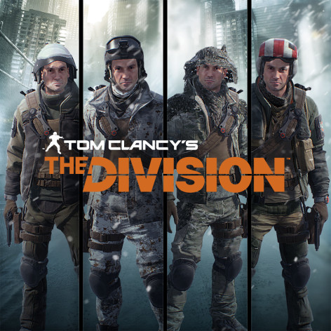 Screenshot 1 - Tom Clancy's The Division: Military Outfit Pack