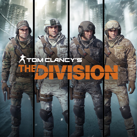 Screenshot 1 - Tom Clancy's The Division: Marine Forces Pack