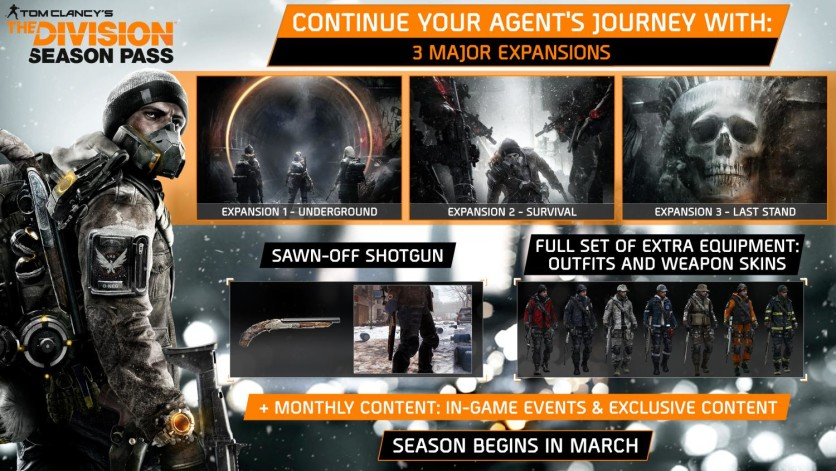 Screenshot 2 - Tom Clancy's The Division: Season Pass