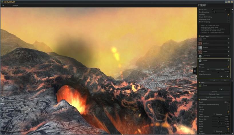 Screenshot 6 - GeoVox