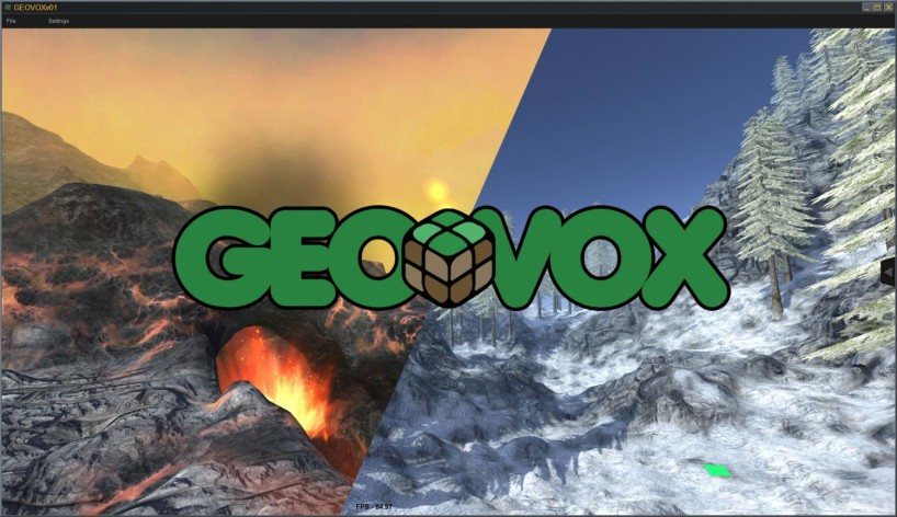 Screenshot 2 - GeoVox