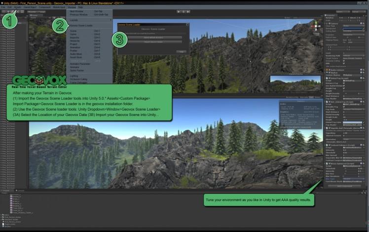 Screenshot 4 - GeoVox