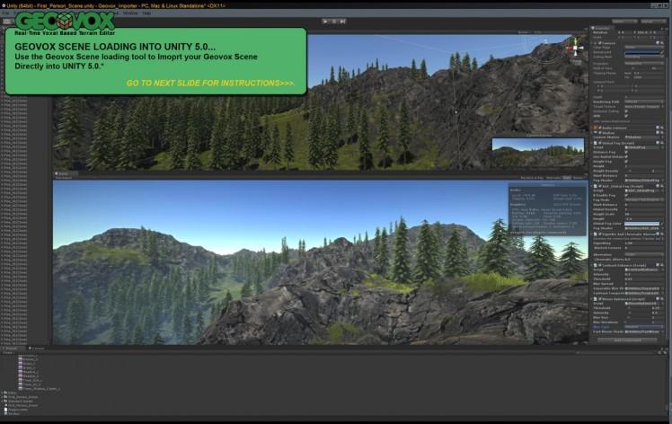 Screenshot 3 - GeoVox
