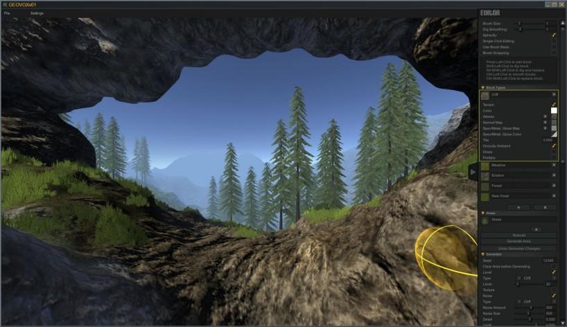 Screenshot 12 - GeoVox