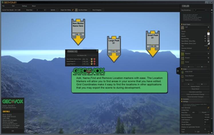Screenshot 7 - GeoVox