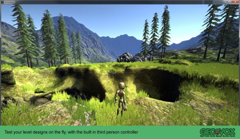 Screenshot 5 - GeoVox