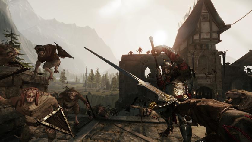 Screenshot 4 - Warhammer: End Times - Vermintide Schluesselschloss