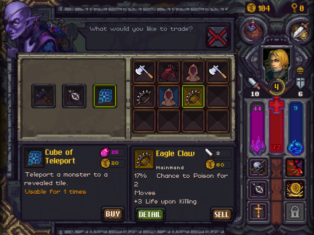 Screenshot 5 - Runestone Keeper