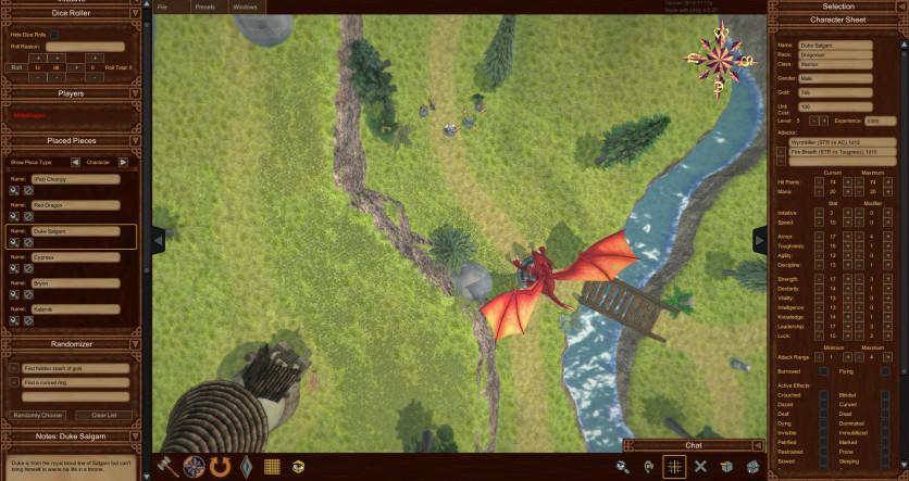 Screenshot 8 - AGFPRO BattleMat Multi-Player