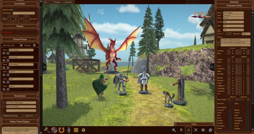 Screenshot 6 - AGFPRO BattleMat Multi-Player